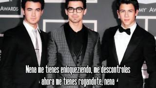 Jonas Brothers - Got Me Going Crazy (Traducida al español)