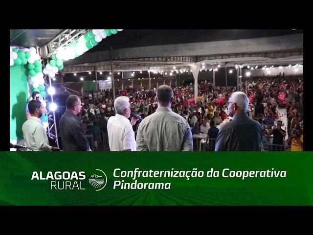 Colonos da Cooperativa Pindorama realizaram grande festa para celebrar conquistas