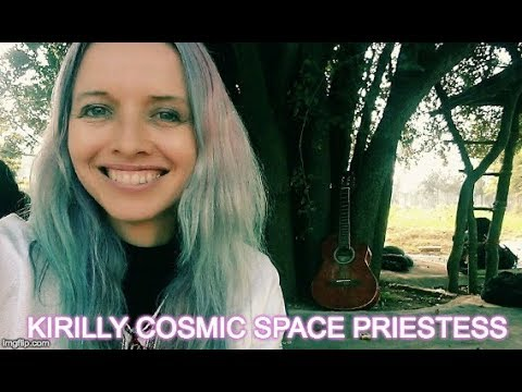 Kirilly Cosmic Space Priestess - Astrologer, teacher, healer and much more