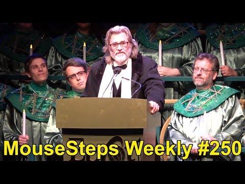 MouseSteps Weekly #250: Epcot Holidays; Universal Studios Grinchmas; Animal Kingdom Tiger Cubs