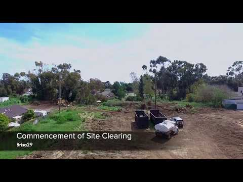 Site Clearing has Started at Brisa29