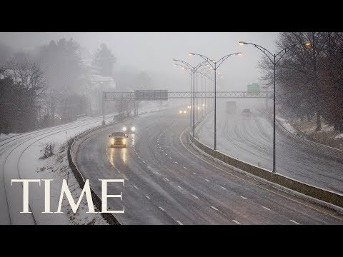 A Third Nor'easter Slams A Storm-Battered Northeast Causing More Power Outages, Flight Delays | TIME