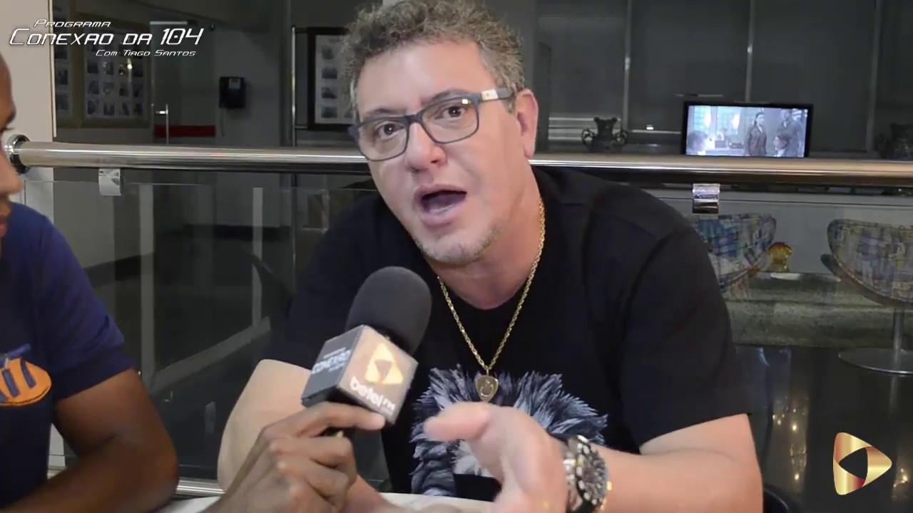 Entrevista Cantor Gospel Nani Azevedo