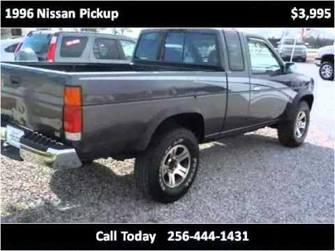 1996 nissan pickup used cars athens al youtube. Black Bedroom Furniture Sets. Home Design Ideas