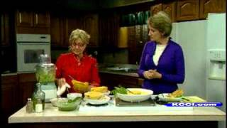 Chef Terrie's Oven Roasted Spaghetti Squash
