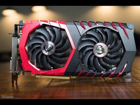 Tinhte.vn - Trên Tay Card đồ Hoạ MSI Geforce GTX 1070 Bản Custom