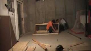 Building A Quarter Pipe