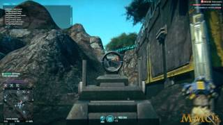PlanetSide 2 Gameplay First Look HD - MMOs.com