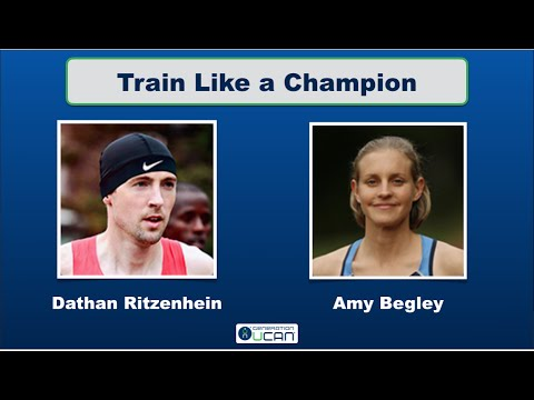 How to Train Like a Champion with Olympians Dathan Ritzenhein & Amy Begley