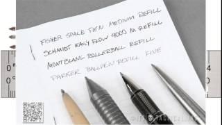 space pen refills