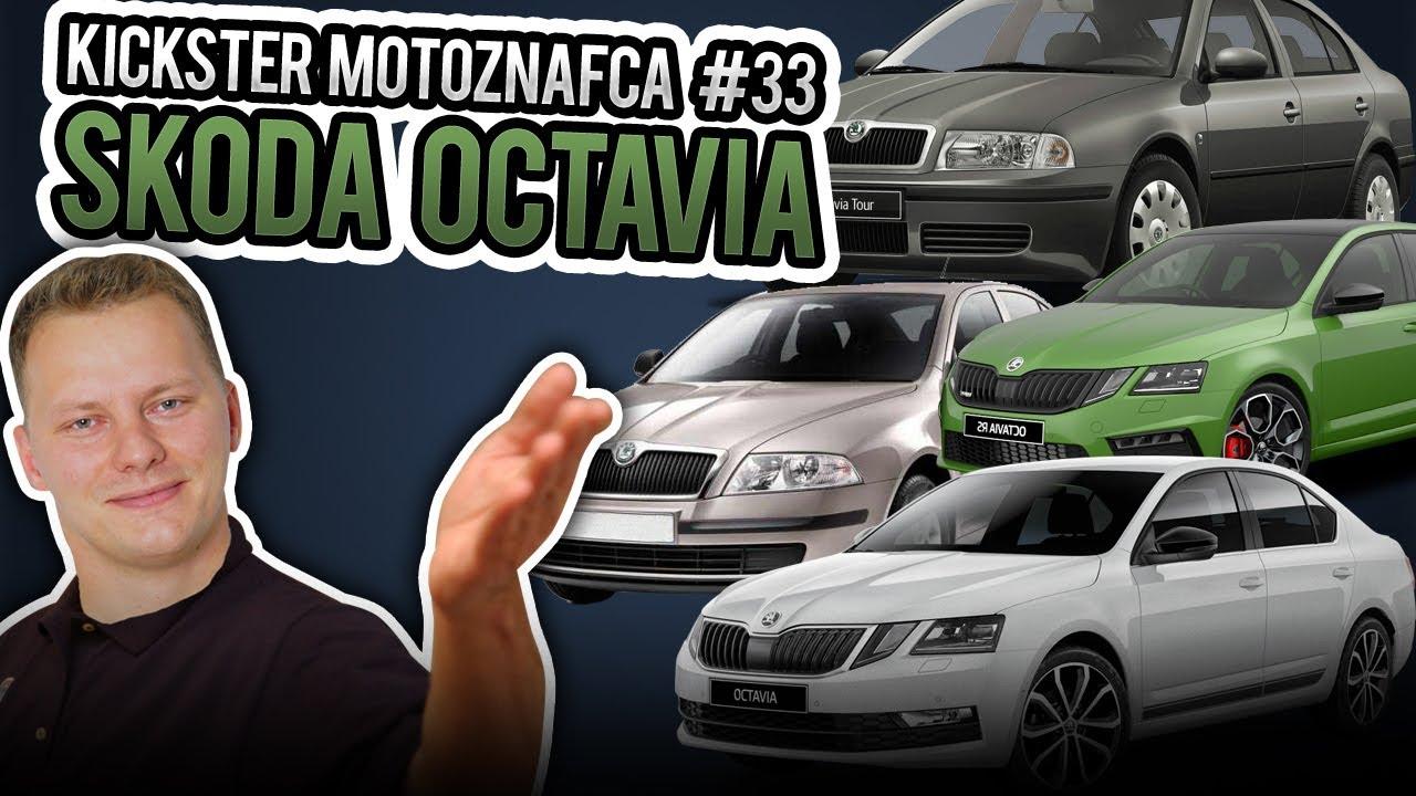 Skoda Octavia - Kickster MotoznaFca #33
