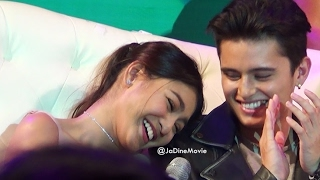 Yamaha Grand Fans Day: Game with JaDine fans