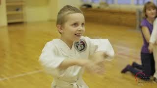 Урок адаптивного карате