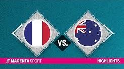 Frankreich - Australien | Zwischenrunde, FIBA-WM | MAGENTA SPORT