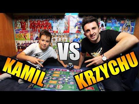 POJEDYNEK MATCH ATTAX - Krzychu vs Kamil!