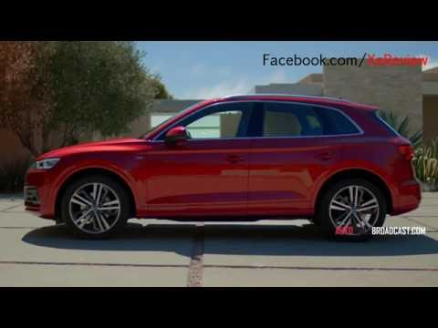 Giới thiệu Audi Q5 2017 thế hệ mới
