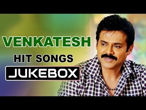 Venkatesh Sensational Hits || 100 Years of Indian Cinema|| Special Jukebox Vol 01