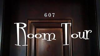 Тур по комнате в общежитии | Room tour