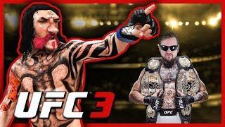 JESTĘ GWIAZDOM! - UFC 3 #2 - WarGra