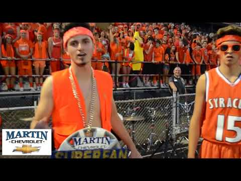 Martin Chevrolet Super Fan Winter -Winter 2016-2017 - Crystal Lake Central High School