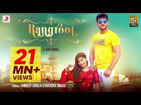 Rangroot Official Ajay Hooda  Ruchika Jangid  Sana Khan  New Haryanvi Songs Haryanavi 2019