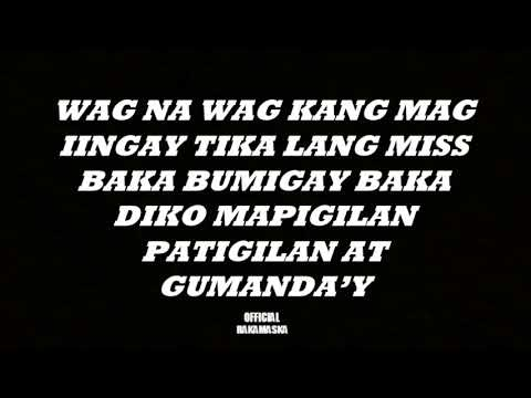 Nobody x Paraiso Lyrics Video