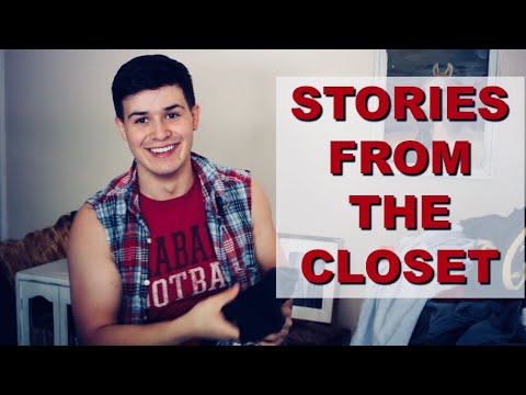 STORIES FROM THE GAY REDNECK CLOSET