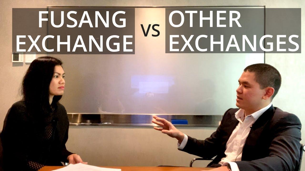 Fusang Exchange VS Other Exchanges