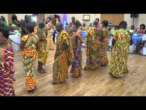 ASANTEMAN DANCE KENTE 2015 @  CHICAGO ILLINOIS END