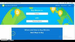 Buying bitcoin in Yemen