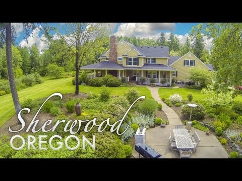 17251 Swank Rd Sherwood Oregon Horse Property For Sale