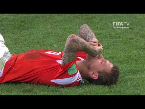 Key Penalties – Russia v Croatia  – MATCH 59