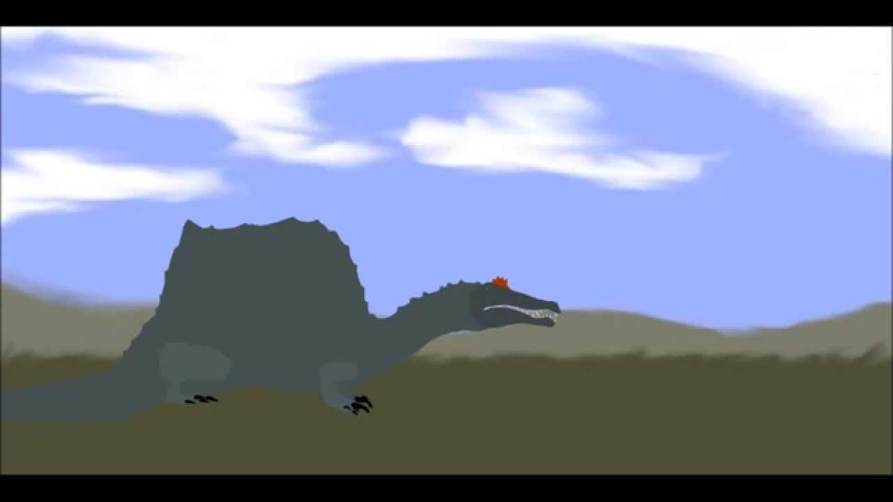 PPBA Sarcosuchus vs Sp...