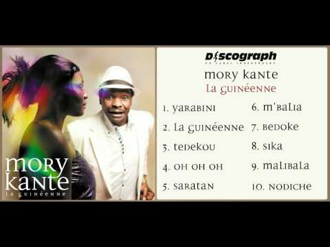 Mory Kante  La Guinéenne Promo
