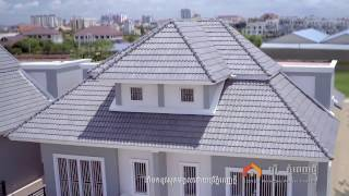 Scg Concrete Roof Cambodia 2016 Tvc 30 Sec