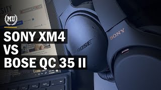 Sony WH-1000XM4 vs Bose QC 35 …