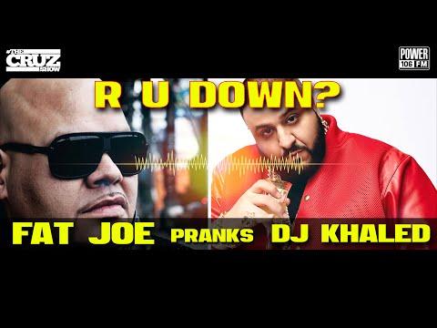 Fat Joe Pranks Dj Khaled