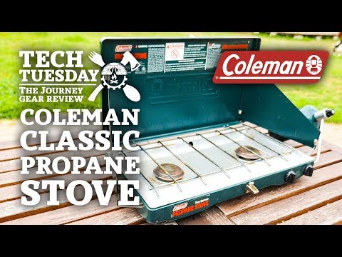Coleman Classic Propane Stove Review Pros And Cons