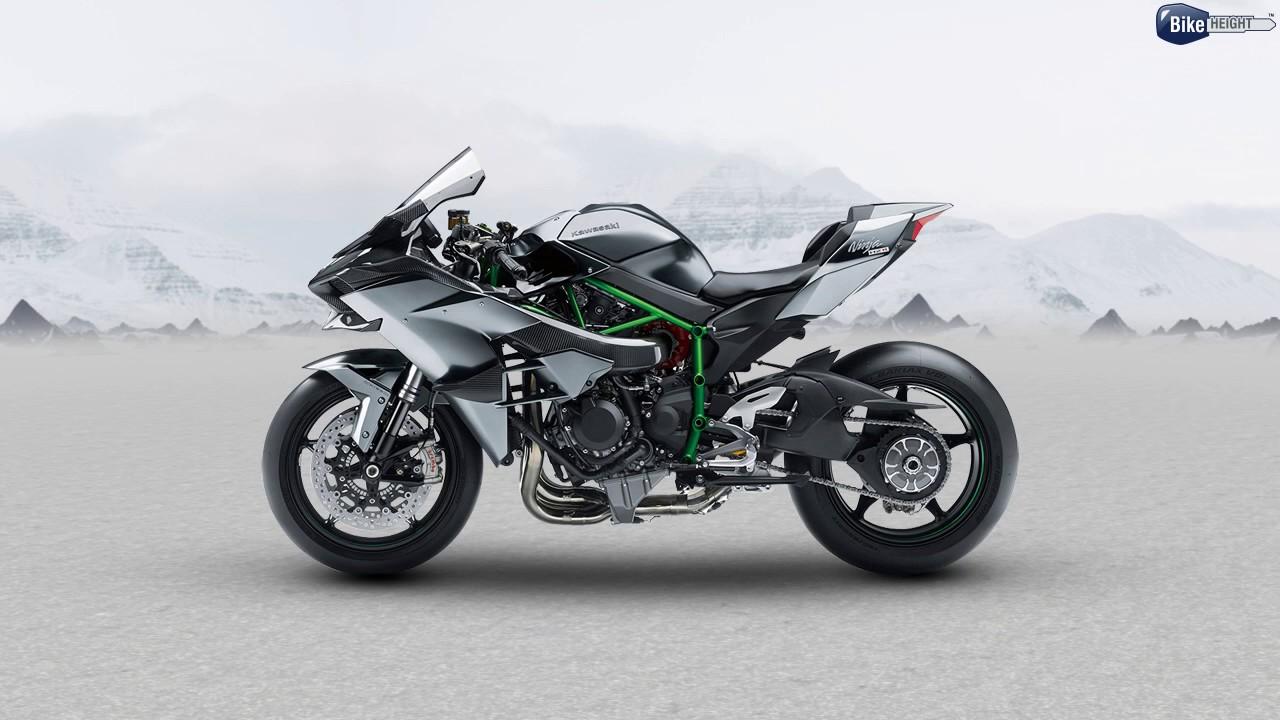 Kawasaki Ninja H2r Colors Price Review Bike Height