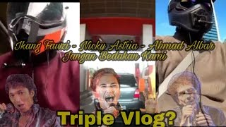 Ikang Fawzi, Nicky Astria, Ahmad Albar (Pakarock) - Jangan Bedakan Kami   #Motomusic