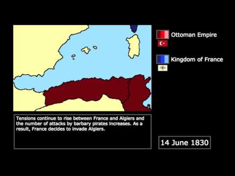 [Wars] The French Invasion of Algiers (1830): Every Day