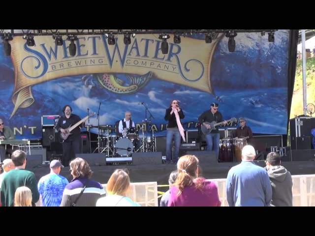 "The Bitteroots - ""This Town"" live at The Sweetwater 420Fest - April 20, 2013"
