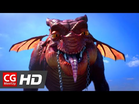 "CGI Animated Short FilmCGI Animated ""Knight To Meet You"" by ArtFx   CGMeetup"