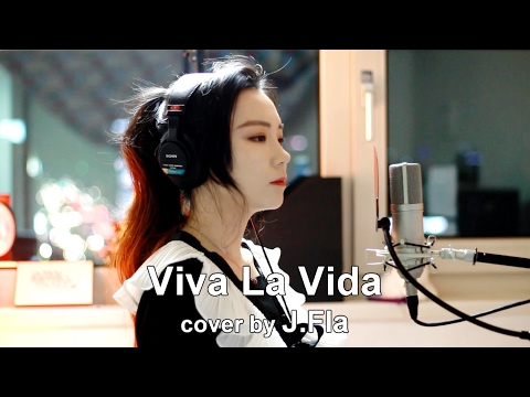 Cover Lagu Coldplay - Viva La Vida ( cover by J.Fla ) STAFABAND