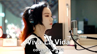 Coldplay - Viva La Vida  cover by JFla