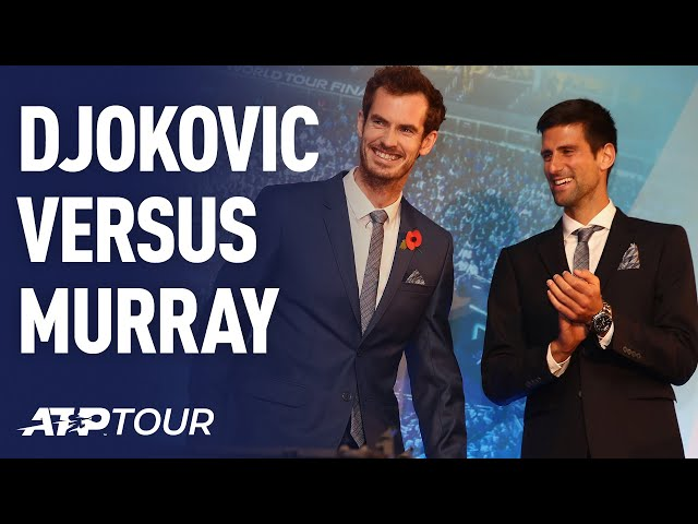 DJOKOVIC V MURRAY | RIVALRIES | ATP