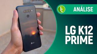 LG K12 PRIME: um K12 PLUS MELHORADO, mas DERROTADO   Análise / Review