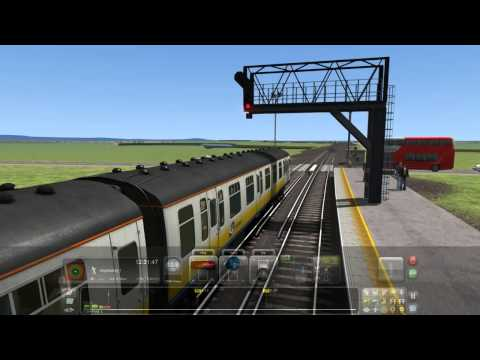 Portsmouth Direct Line Extension to Brighton W.I.P Havant to Worthing
