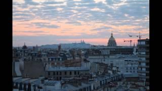Time Lapse Paris Tour Eiffel - Montmartre (Juillet 2015)