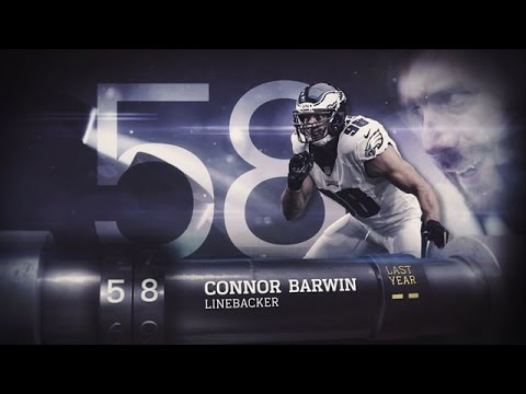 #58 Connor Barwin (LB, Eagles) | Top 100 Players of 2015